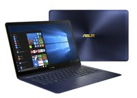 Zenbook 3 Deluxe UX490 90NB0EI1-M02700 Ultrabook (35,6 cm, 14 Zoll, Full-HD, Intel Core i7-7500U, 16GB RAM, 512GB SSD, Intel HD Graphics, Windows 10 Home) royal blau