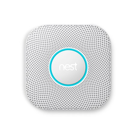 Nest Protect 2er-Pack + Google Nest Mini