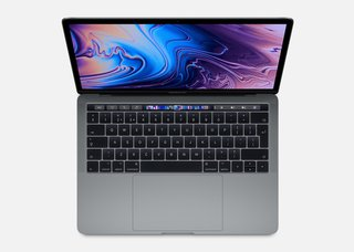 "MacBook Pro 13"" Notebook (33,78 cm/13,3 Zoll, Intel Core i5, Iris Plus Graphics, 256 GB HDD, 256 GB SSD)"