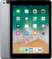 Apple iPad (Wi‑Fi + Cellular, 128GB) - Space Grau (6. Generation)