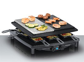 Ambiano Elektrogrill Test : Raclette grill tests beste raclette grills testit