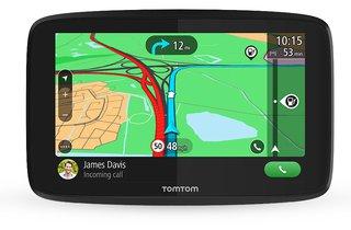 Navigationsgerät GO Essential (6 Zoll, Stauvermeidung dank TomTom Traffic, Karten-Updates Europa, Freisprechen, Updates über Wi-Fi)