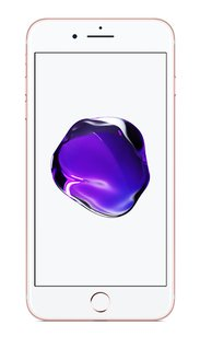 Apple iPhone 7 plus Smartphone (14 cm (5,5 Zoll), 256GB interner Speicher, iOS 10) rose-gold
