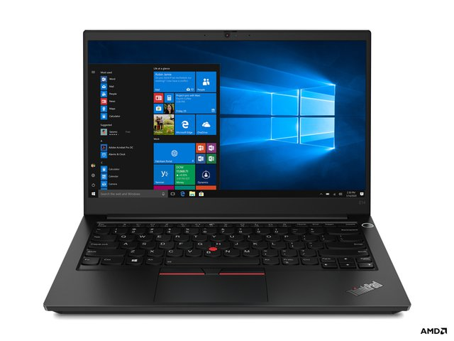 ThinkPad E14 35.6cm (14 Zoll) Full-HD+ Notebook AMD 4500U 16GB RAM 512GB SSD AMD Radeon Win 1