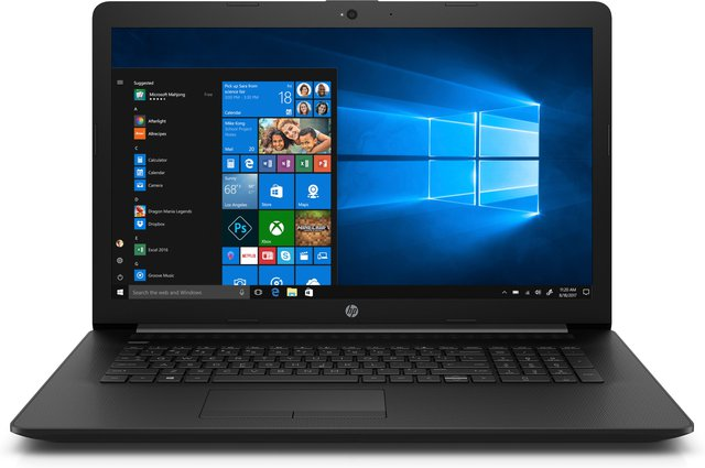 17-ca1011ng (17,3Zoll / FHD IPS) Laptop (AMD Ryzen 5 3500U, 8GB DDR4 RAM, 512GB SSD, AMD Radeon RX Vega 8, Windows 10) schwarz