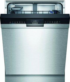 iQ500 SN45ZS03AE Geschirrspüler 60 cm - Edelstahl
