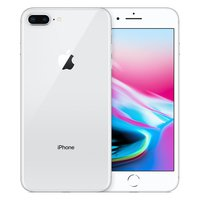 "iPhone 8 Plus 256GB Silber [13,94cm (5,5"") Retina HD Display, iOS 11, A11 Bionic, 12MP Dual]"