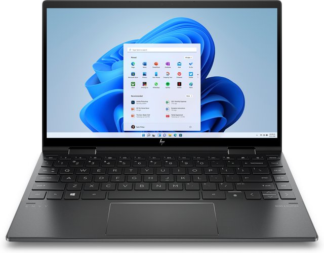 ENVY x360 15-ee0255ng (15,6 Zoll / FHD IPS Touch) Convertible Laptop (AMD Ryzen 5 4500U, 8GB DDR4 RAM, 512GB SSD, AMD Radeon Grafik) Windows 10