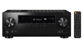 934 7.2-Kanal Netzwerk AV Receiver (7x160 Watt, Dolby Atmos, DTS:X, Dolby Atmos Height Virtualizer, Sonos, Zone 2, AirPlay 2, Bluetooth, USB), Schwarz