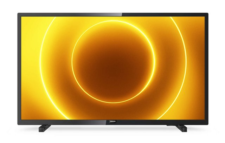 43PFS5505/12 - 108cm (43 Zoll) LED-Fernseher, Full HD, schwarz glänzend