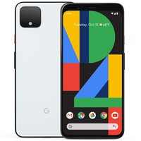 Pixel 4 XL 64GB Handy, weiß, Clearly White, Android 10