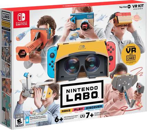 Labo: VR-Set - [Nintendo Switch]