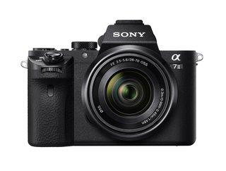 Alpha 7 II | Spiegellose Vollformat-Kamera mit Sony 28-70 mm f/3.5-5.6 Zoom-Objektiv (24,3 Megapixel, schneller Hybrid-Autofokus, optische