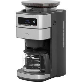 CM6-1-5ST Kaffeemaschine / integriertes Mahlwerk / 3 Mahlgradeinstellungen / programmierbarer Timer / Kaffeepulver / Kaffeebohnen / Aroma / 1,25 l