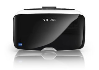 ZEISS VR ONE Plus - Virtual Reality Brille Für Smartphone - 360 Grad Filme Foto Gaming Augmented Reality
