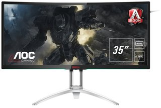 Gaming Monitor curved WHQHD AG352UCG 88,9cm 35