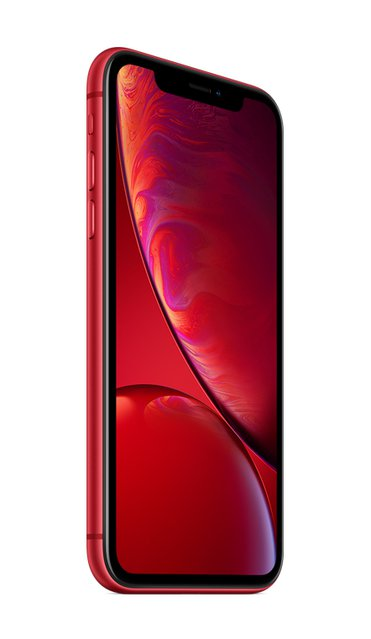 iPhone XR (128GB) - (PRODUCT)RED (inklusive EarPods, power adapter)