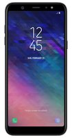 Galaxy A6+ Smartphone Bundle (6,0 Zoll, 32GB interner Speicher) - Deutsche Version