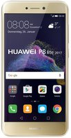 P8 Lite 2017 Smartphone 13.2 cm 5.2 Zoll Full-HD Touchscreen, 16 GB, Android 7.0 , IPhone Farbe:Gold