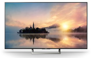 KD-55XE7004 Bravia 139 cm (55 Zoll) Fernseher (4K Ultra HD, High Dynamic Range, Triple Tuner, Smart-TV)