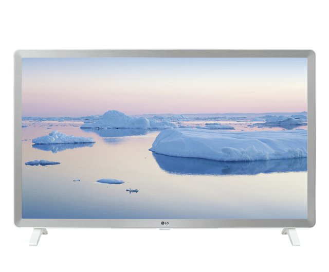 LG 32LK6200PLA 80 cm (32 Zoll) Fernseher (Full HD, Triple Tuner, Active HDR, Smart TV) Weiss