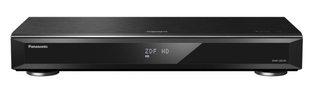 DMR-UBC90EGK Ultra HD Blu-ray Recorder (2TB HDD, 4K Blu-ray Disc, UHD TV Kabelempfang, 3 x DVB-C/DVB-T2 HD Tuner)