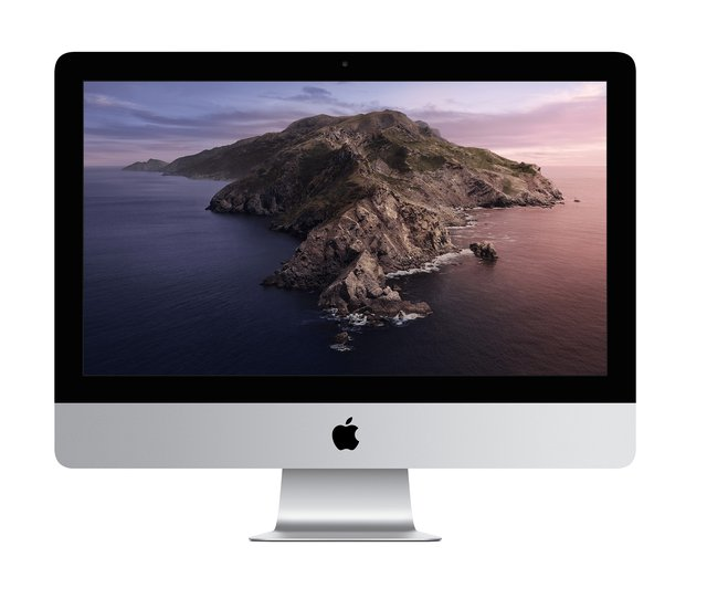 "Neues Apple iMac Retina 4K Display (21,5"", 8 GB RAM, 256 GB SSD Lager)"