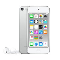 MKHX2FD/A - MP3-Player, iPod touch, 32GB, 6. Gen., silber