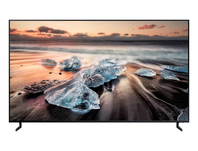 GQ75Q950R QLED TV (Flat, 75 Zoll/189 cm, UHD 8K, SMART TV)