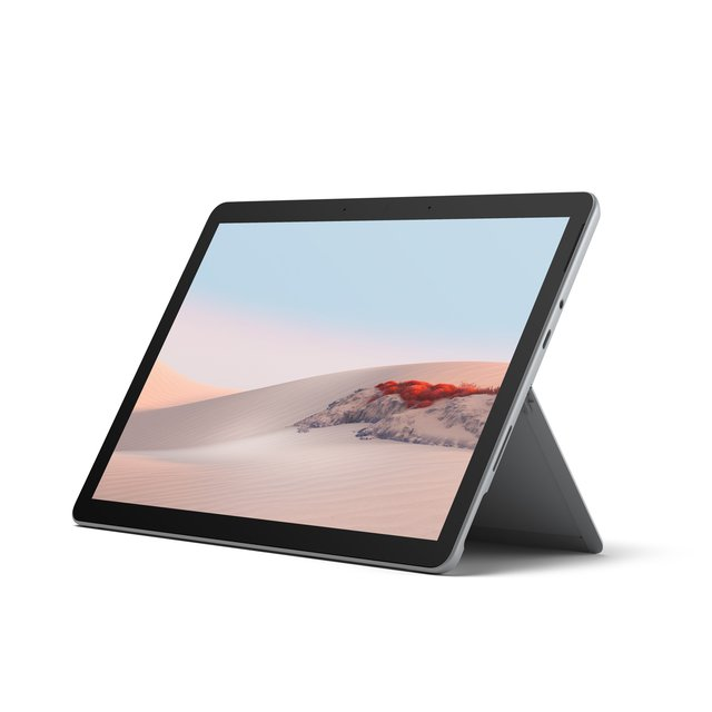 Surface Go 2, 10 Zoll 2-in-1 Tablet (Intel Pentium Gold, 8 GB RAM, 128 GB SSD, Windows 10 Home S)