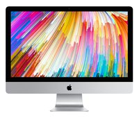 MNE92D/A iMac, All-In-One-PC mit 27 Zoll Display, Core i5 Prozessor, 8 GB RAM, 1 TB Fusion Drive, Radeon™ Pro 570, Silber