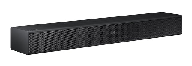 HW-N400/ZG Soundbar (Bluetooth, Virtueller Surround Sound) Schwarz