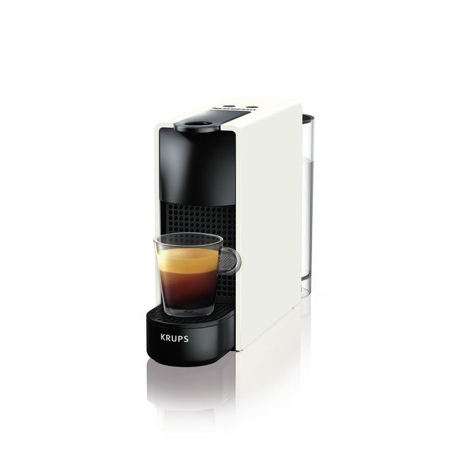XN1101 Essenza Mini Kaffeekapselmaschine, 1260 Watt, weiß, 0,7 Liter