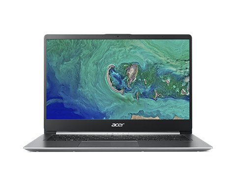 Swift 1 (SF114-32-P4X8) 35,6 cm (14 Zoll Full-HD IPS matt) Ultrabook (Intel Pentium N5000, 4 GB RAM, 256 GB SSD, Intel UHD, Win 10 Home) silber