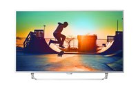 55PUS6412/12 139cm (55 Zoll) LED-Fernseher (Ultra-HD, Smart TV, Android, Ambilight)