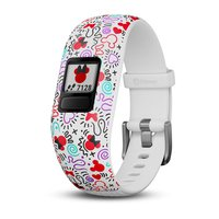 vívofit jr 2 - Disney Minnie Maus Gr. S Fitness-Tracker S Bunt