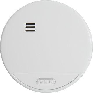 Rauchmelder RWM150 geeignet für Wohnräume und Kellerräume - 10 Jahre Batterie - 85 dB Alarmlautstärke - weiß - 37242