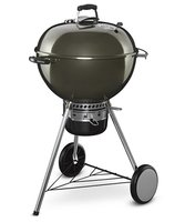 Master-Touch GBS Ø 57cm - Holzkohlegrill Smoke Grey