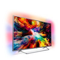 Ambilight 55PUS7303/12 Fernseher 139 cm (55 Zoll) LED Smart TV (4K UHD, HDR Plus, Micro Dimming Pro, Android TV, Google Assistant)