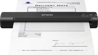 WorkForce ES-50 Mobiler Dokumentenscanner A4 600 x 600 dpi 5 Seiten/min USB