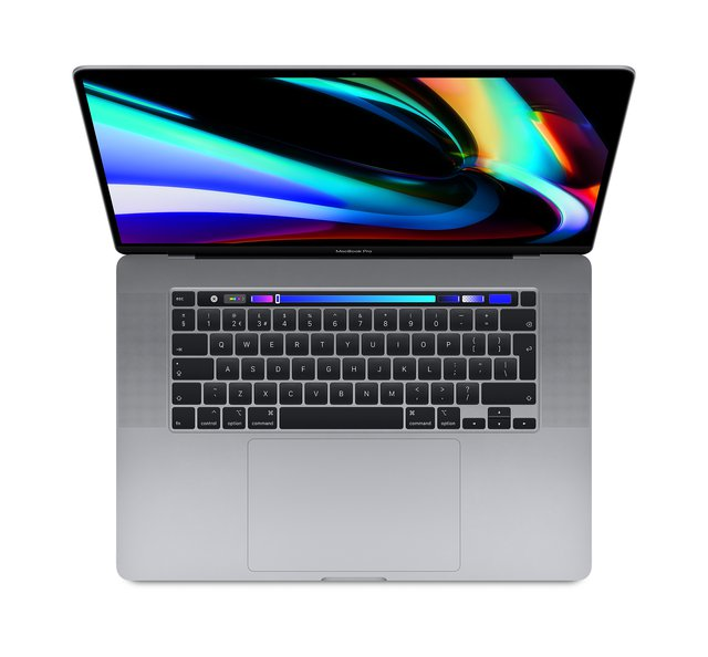 "Neues Apple MacBook Pro (16"", 16GB RAM, 1TB Speicherplatz) - Space Grau"