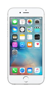 Apple iPhone 6s Smartphone (11,9 cm (4,7 Zoll) Display, 64GB interner Speicher, IOS) silver