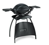 Grill Q 1400 + Weber Handgriffleuchte Grill Out (6503)