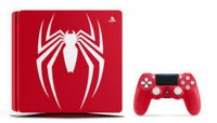 PS4 Slim Konsole (1TB) Limited Ed. inkl. Marvel´s Spider-Man