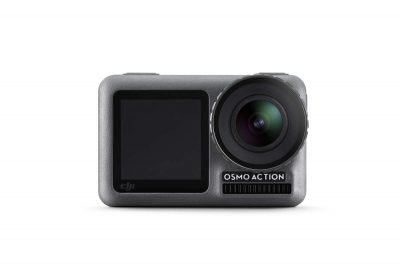 Osmo Action Cam, WLAN, Touchscreen