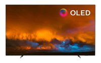 Ambilight 55OLED804 139 cm (55 Zoll) Oled TV (4K UHD, HDR10+, Android TV, Dolby Vision, Google Assistant, Alexa kompatibel)