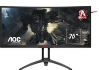 AGON AG352UCG6 Curved-Gaming-Monitor (3440 x 1440 Pixel, WQHD, 4 ms Reaktionszeit, 120 Hz)
