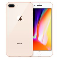 RP // Apple iPhone 8 Plus 256GB Gold // NEU