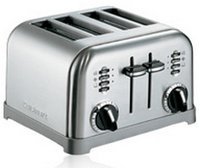 CPT180E - Classic Toaster metall 4 Schlitze
