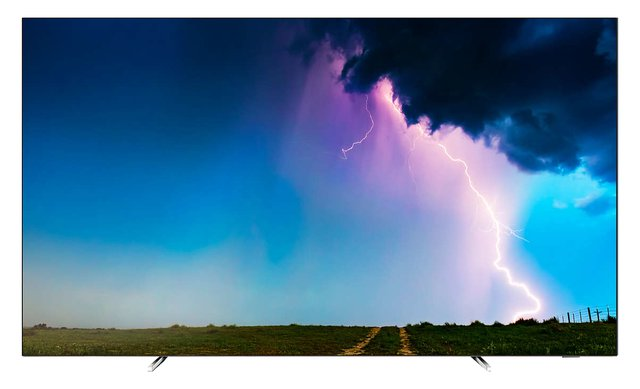 Ambilight 65OLED754/12 164 cm (65 Zoll) OLED Smart TV mit Alexa-Integration (4K UHD, P5 Perfect Picture Engine, Dolby Vision, Dolby Atmos, HDR